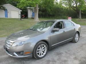 2011 Ford Fusion SEL *BRAND NONE*50K*WOW*AWD*LEATHER*