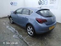 VAUXHALL ASTRA MK6 1.4 2013 BREAKING FOR SPARES TEL 07814971951 HAVE FEW IN STOCK