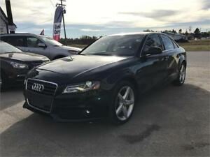 2012 Audi A4 2.0T Premium Quattro AWD LEATHER **SOLD**