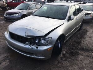 2002 Lexus IS300 just in for parts at Pic N Save!