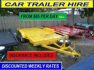TRAILER HIRE BRISBANE ASSTED FROM $50 PER 24HRS BOX CAGED  & CAR Coopers Plains Brisbane South West Preview