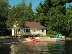 Lake Cottage Rental,  Trout Lake, Annapolis Valley NS