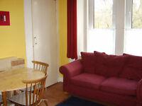 1 Bedroom Flat + Boxroom close to Haymarket