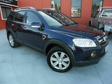 2010 Holden Captiva CG MY10 LX AWD Blue 5 Speed Sports Automatic Wagon Molendinar Gold Coast City Preview