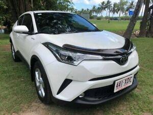 2017 Toyota C-HR Crystal Pearl Constant Variable Ayr Burdekin Area Preview