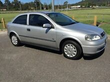 2002 Holden Astra TS City Silver 4 Speed Automatic Hatchback West Gosford Gosford Area Preview