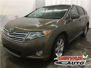 Toyota Venza V6 AWD Cuir Toit Ouvrant MAGS 2011
