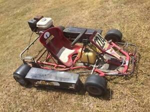 Go Kart Dirt 6HP Chambers Flat Logan Area Preview