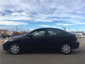 2008 Mazda Mazda3 = ONLY 128K = NEW BRAKES AND ROTORS = MANUAL Edmonton Edmonton Area image 3