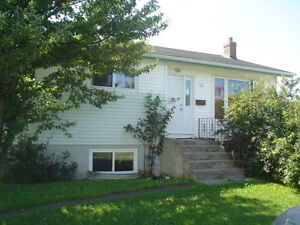 Heat + Light Included!  3-bedroom house near MUN, HSC, Mall!