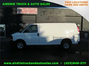 2013 Chevrolet Express 2500 Cargo Van Mint Condition