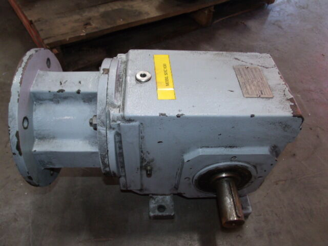 Stober Drives Inc. Gear Drive Ratio 12.7 P/N K402VN0125MR206/180