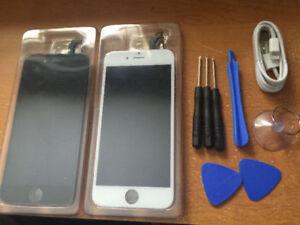 Brand NEW Iphone 5/5c/5s/SE/6/6s/6+/7/7+ Screens + Tools
