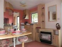 Static caravan for sale 2002 at Carmarthen Bay, Kidwelly, Carmarthenshire