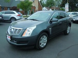 2013 CADILLAC SRX LEATHER COLLECTION- SUNROOF, LEATHER HEATED ME
