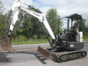 Bobcat Excavator | Find Heavy Equipment Near Me in Ontario