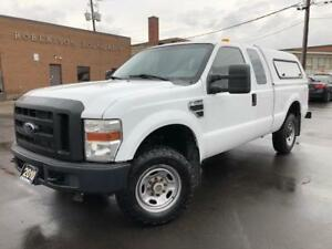 2010 Ford Super Duty F-250 SRW 4X4 SHORT BOX **ONLY 118KM**