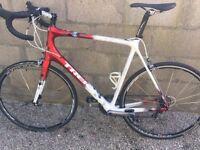 """Trek Madone 6.2 - 64cm Bike - XXL Frame- Suit 6 2"""" + (with Duo Trap)"""