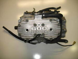 2007-2011-ARCTIC-CAT-600-ALL-STOCK-MOTOR-ENGINE-COMPLETE-LOW-MILES-LIKE-NEW