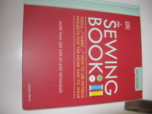 SEWING BOOK NEW SELLS FOR 50.00