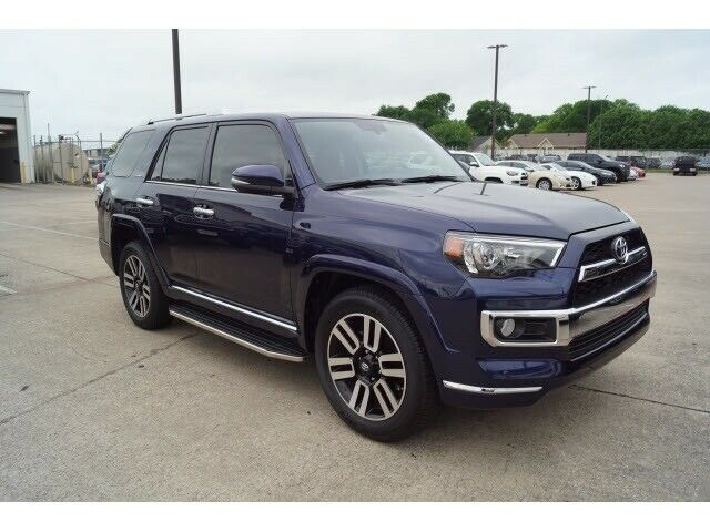 Image 1 Voiture American used Toyota 4Runner 2017