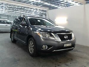 2013 Nissan Pathfinder R52 ST-L (4x4) Grey Continuous Variable Wagon Beresfield Newcastle Area Preview