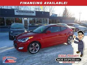 2012 Hyundai Veloster w/Tech,SUNROOF!! NAVI!! BACK UP CAMERA!
