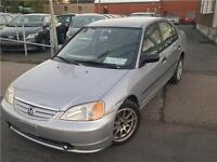 2001 Honda Civic DX-G
