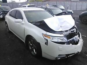 ***2008 ACURA TL WHITE/BROWN INT*** (647) 569-4201