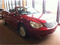 2009 Chrysler Sebring Touring convertible