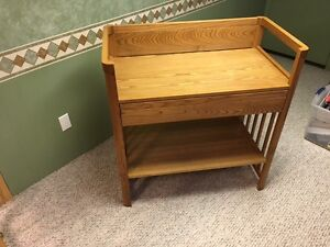 Bargain - Quality Morigeau Nursery Furniture - 3 items