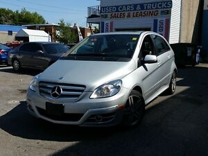 2011 Mercedes-Benz B-Class B200 TURBO 0 DOWN $59 WEEKLY!