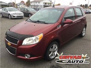 Chevrolet Aveo LT Toit Ouvrant A/C MAGS 2011