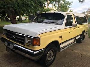 ** LPG** 1987 Ford F150 UTE LWB Londonderry Penrith Area Preview