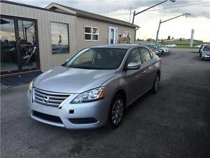 2015 Nissan Sentra****AUTO***BLUE TOOTH****GREAT ON GAS**** London Ontario image 4