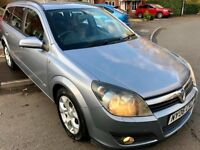 Vauxhall Astra SXi DIESEL Estate 1.7CDTi - Long NO ADVISORY MOT & Serviced - Suspected Head Gasket