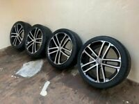 Genuine Volkswagen GTD Alloys alloy Wheels 225/40/18