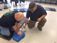 CPR or First Aid course starting ASAP!