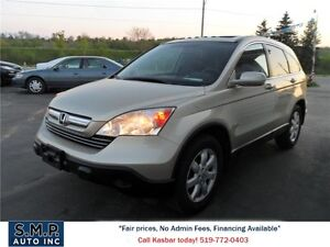 2007 Honda CR-V EX-L.No Accident Extremely Clean