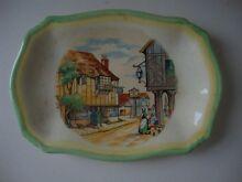 "Royal Winton pin tray/trinket dish ""Ye Olde Innes"" Maleny Caloundra Area Preview"