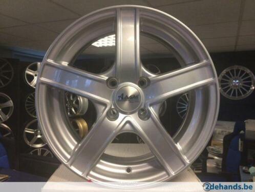 Nieuwe 14 Inch 4x100 Aluminium Sportvelgenset