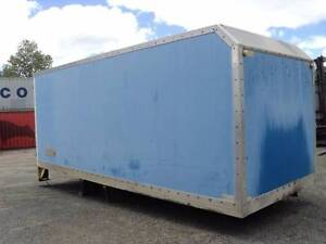 21ft or 6.3m long FRP PAN BODY Armidale City Preview