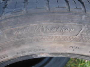 """16 in """"Solus"""" All Weather Tires"""