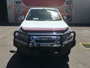 2013 Isuzu D-MAX MY12 LS High Ride White 5 Speed Manual 4D Utility Gosford Gosford Area Preview