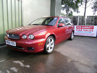 2009 Jaguar X-TYPE 2.2D DIESEL AUTO SE ESTATE