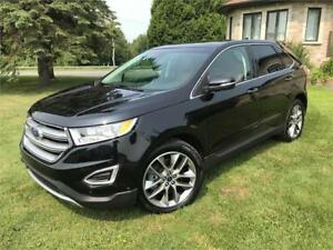 2015 Ford Edge Titanium AWD Toit panoramique
