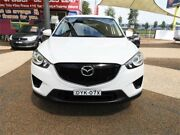 2012 Mazda CX-5 KE1071 Maxx SKYACTIV-Drive White 6 Speed Sports Automatic Wagon Minchinbury Blacktown Area Preview