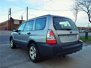 ALL WEATHER SUBARU FORESTER 2.5 X AWD! LOW KM! CERTIFIED!