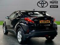 2018 Toyota C-HR 1.8 Hybrid Icon 5Dr Cvt Auto Hatchback Hybrid Automatic