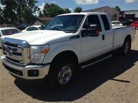 2011 Ford Super Duty F-250 Ext cab Long box